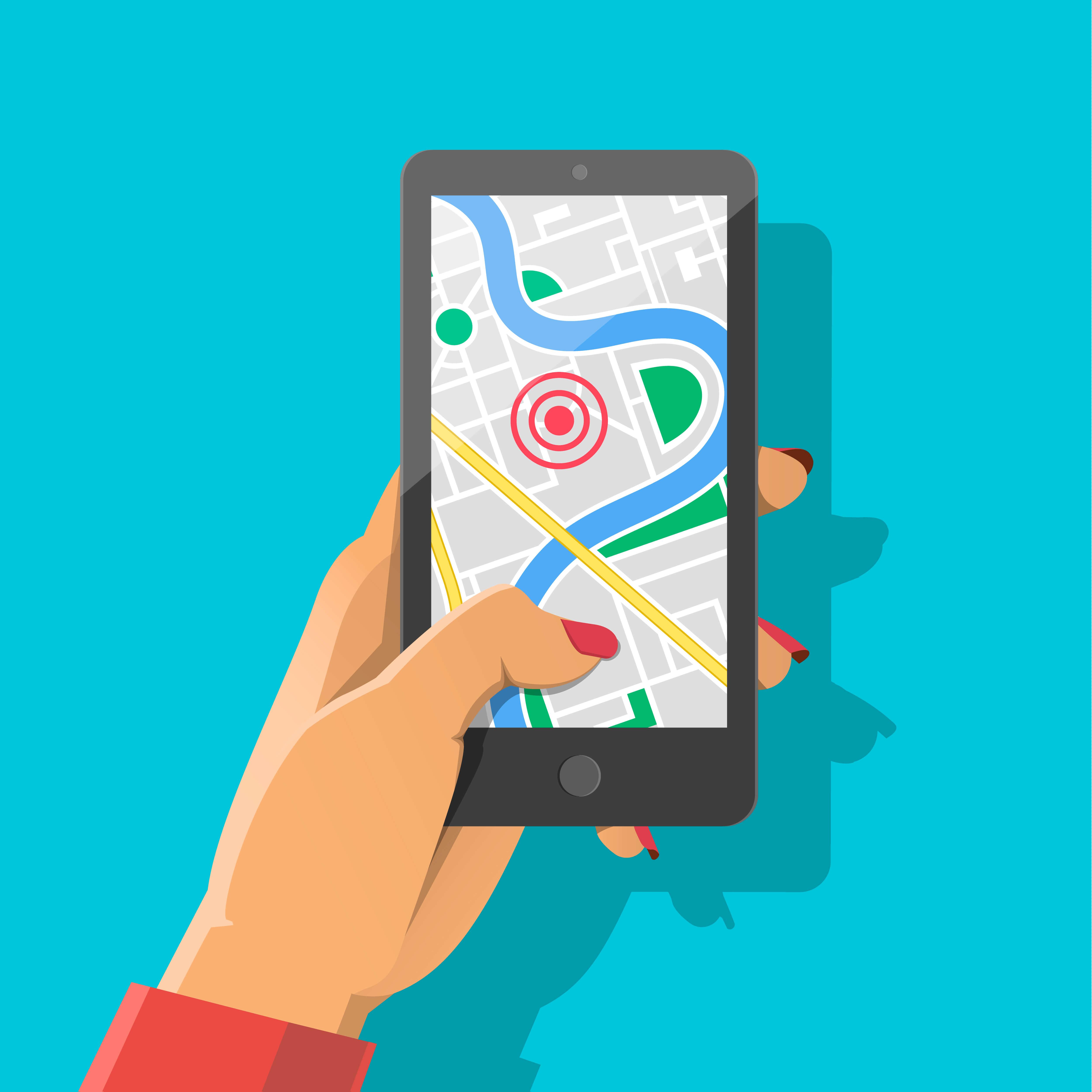 como localizar seu celular