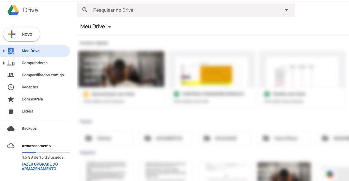 Google drive ganha relayout igual ao gmail veja o que muda o logo no canto superior esquerdo foi modificado para a logo do google drive stopboris Image collections