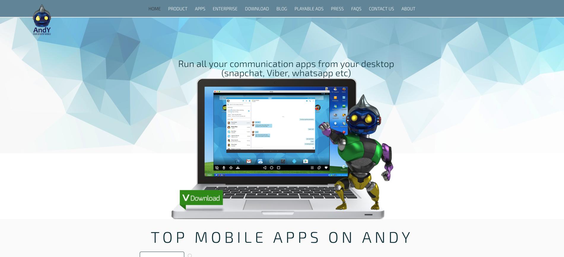 Os 5 melhores programas para emular Android no computador - Positivo