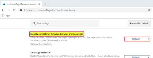 5e551ca68 É por meio desse recurso que o navegador ganhou o poder de gerenciar a  entrada e saída em contas do Google
