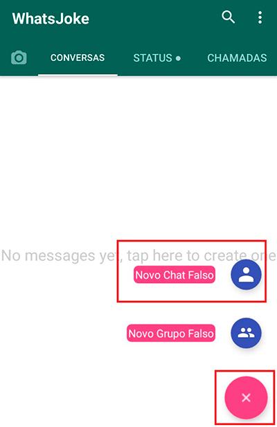 Como Fazer Whatsapp Fake Para Fazer Pegadinhas Com Prints