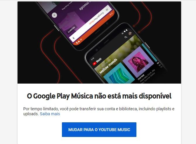 como salvar ou transferir dados do google play musica