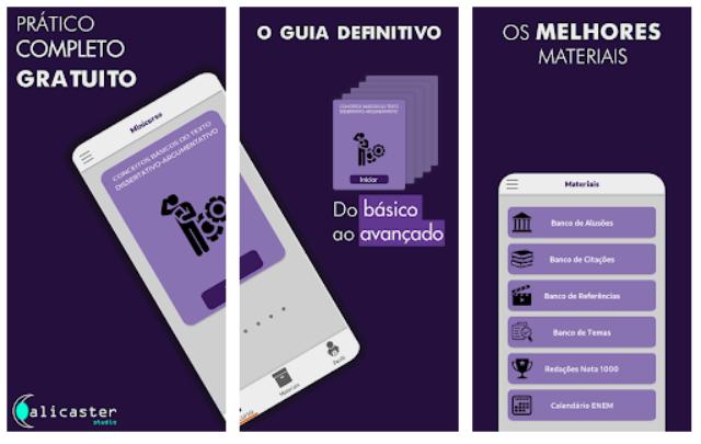 Reforço escolar: 11 apps e serviços que vão ajudá-lo a melhorar sua redação