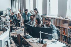 Como organizar uma estação de trabalho produtiva aos colaboradores?