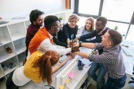 Como preparar uma cultura e ambiente de trabalho colaborativo em uma empresa?