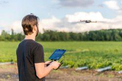 Super drone: a transformação digital e seu impacto nos negócios