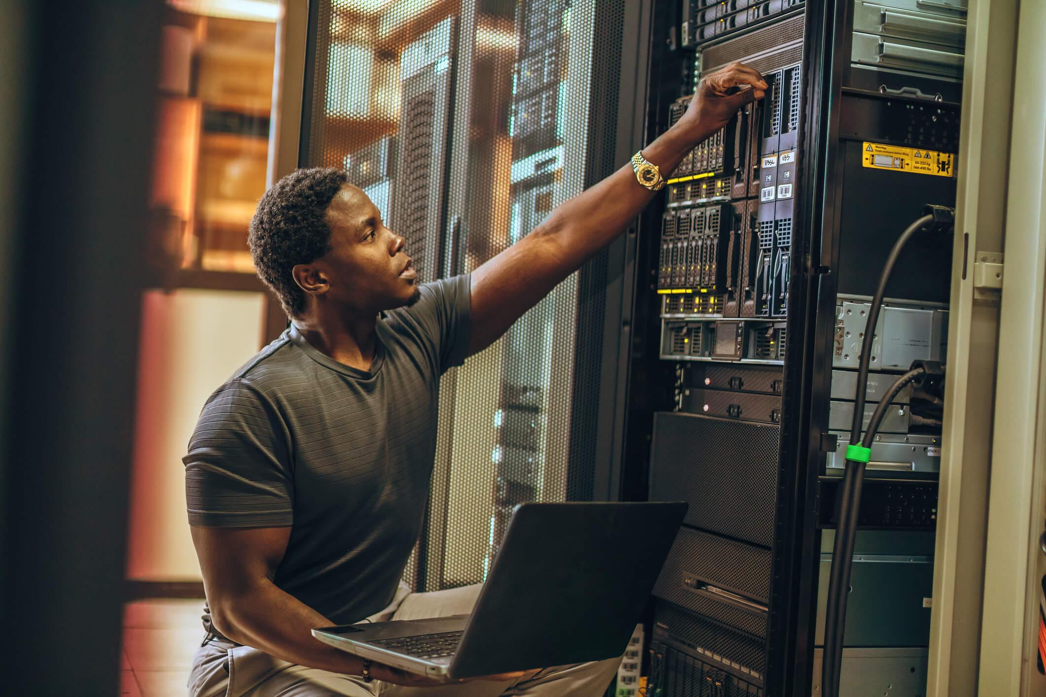 7 vantagens da locação de servidores para as empresas