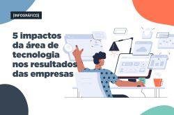 5 impactos da área de tecnologia nos resultados das empresas