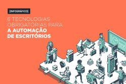 6 tecnologias obrigatórias para a automação de escritórios