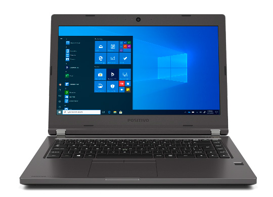 NOTEBOOK POSITIVO MASTER N6140 BLACKSTONE 3052083