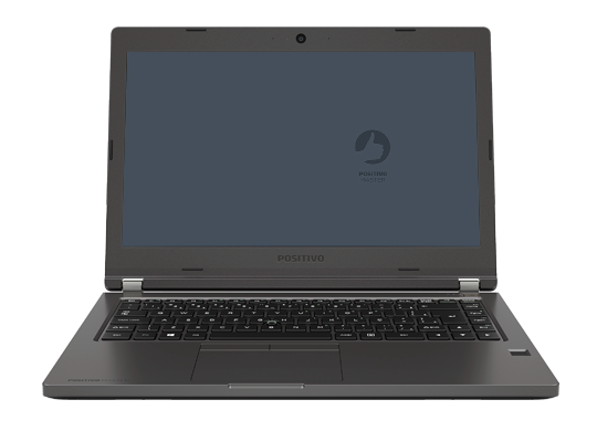 NOTEBOOK POSITIVO MASTER N6140 BLACKSTONE 3052082