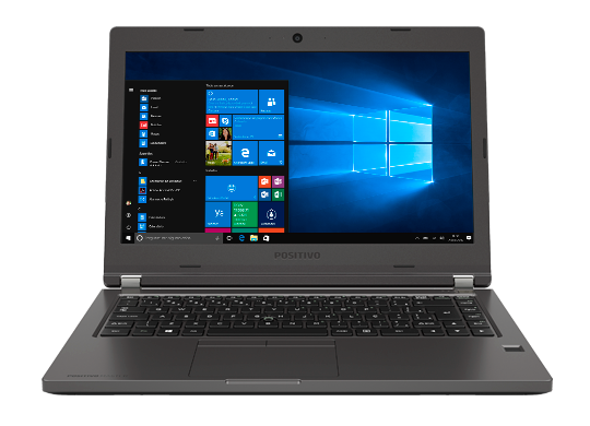 NOTEBOOK POSITIVO MASTER N6000 BLACKSTONE